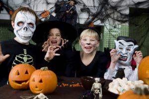 Веселье на Хэллоуин