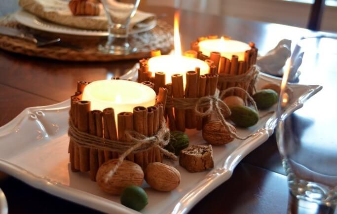 Свечи для романтики