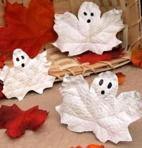 Призраки Хэллоуина