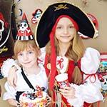 День рождения в пиратском стиле для детей