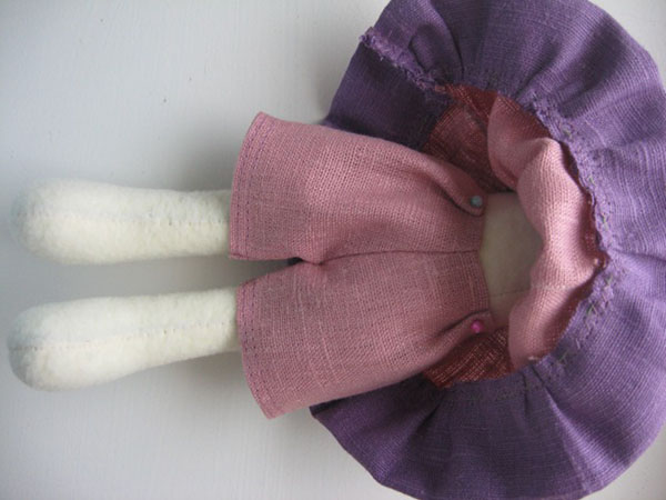 Выкройка и мастер класс по шитью тильды Собаки sobaka tilda 36