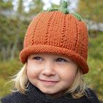 Забавная шапочка Тыковка: теплый аксессуар для вашего ребенка