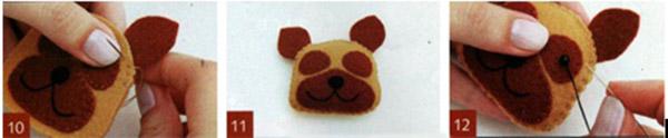 Собака из фетра своими руками собака из фетра 6
