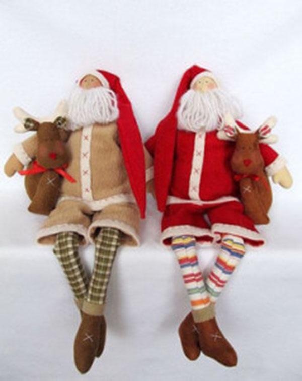 Кукла тильда в новогоднем стиле: секреты изготовления 2 2