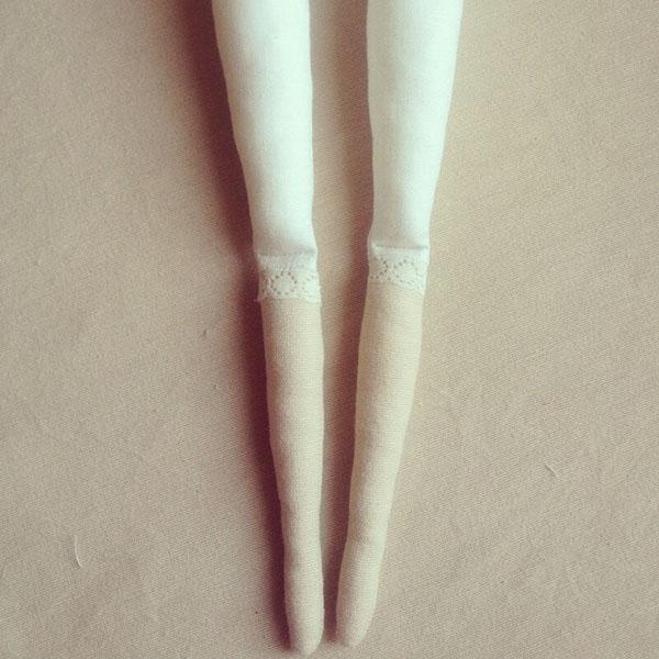Кукла тильда в новогоднем стиле: секреты изготовления 26 1