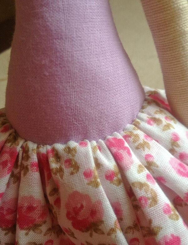 Кукла тильда в новогоднем стиле: секреты изготовления 44