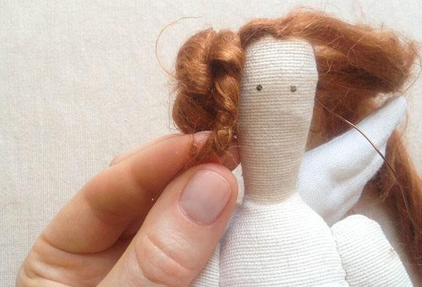 Кукла тильда в новогоднем стиле: секреты изготовления 61