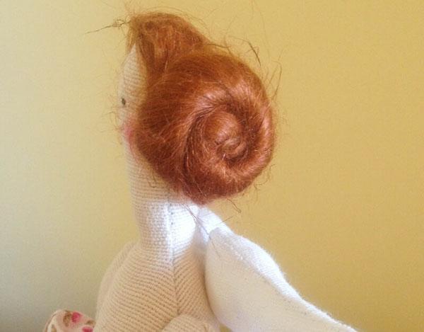Кукла тильда в новогоднем стиле: секреты изготовления 63