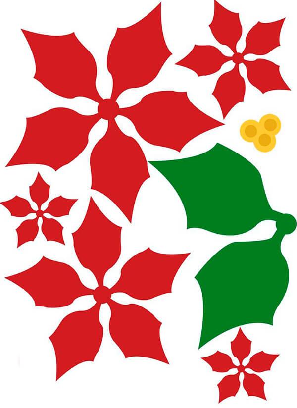 Рождественский сапожок из фетра своими руками sapozhok 19