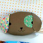Подушка Собака своми руками: как сделать оригинальный подарок