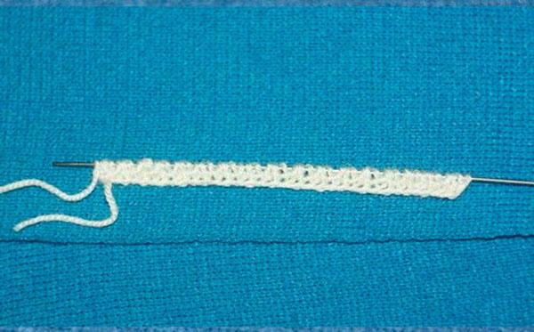 Английская резинка спицами: варианты вязания с описанием анлийская резинка спицами 5