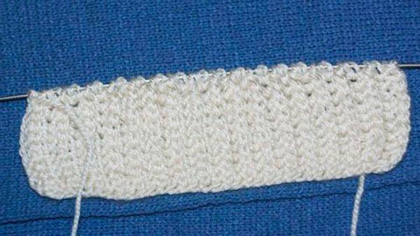 Английская резинка спицами: варианты вязания с описанием анлийская резинка спицами 7