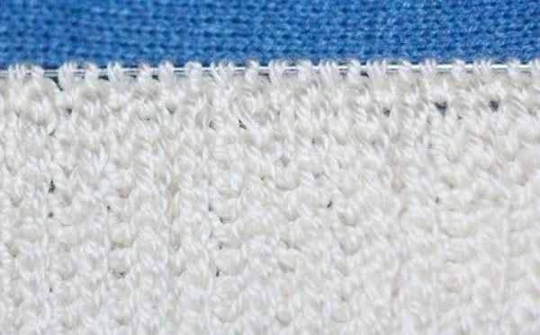 Английская резинка спицами: варианты вязания с описанием анлийская резинка спицами 8