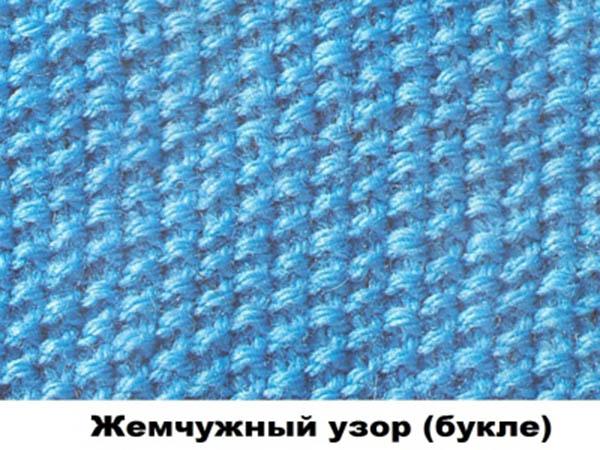 Жемчужный узор спицами жемчужный узор спицами 1