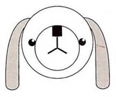 Символ 2018 года как связать крючком собаку связать собаку крючком схема и описание 2