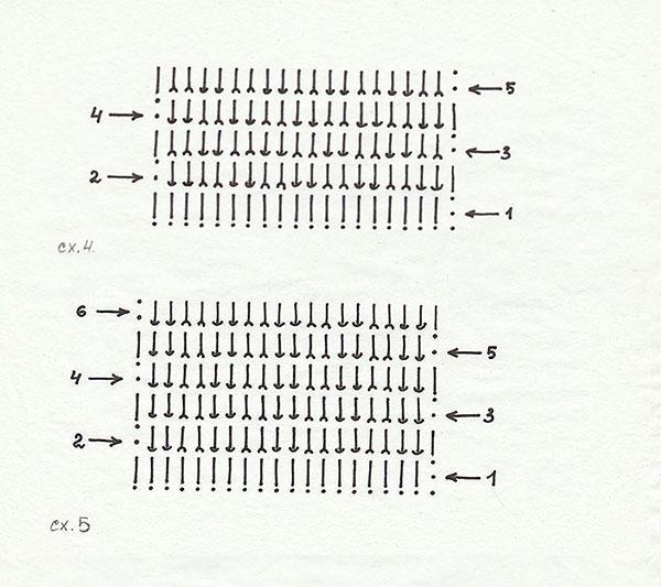 Узор Путанка крючком узор путанка крючком 1 1