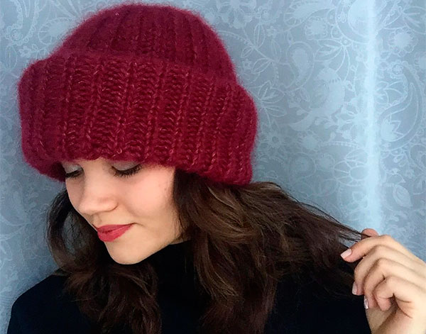 Как связать шапку Такори спицами: пошаговый мастеркласс шапка такори спицами 1