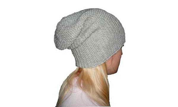 Шапка чулок спицами для начинающих шапка чулок спицами для женщин 2