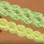Как связать шнур Гусеничка крючком: пошаговый мастер-класс