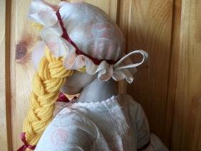 Кукла пакетница из капрона: наводим порядок на кухне kukla paketnitca 14
