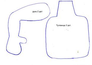 Кукла пакетница из капрона: наводим порядок на кухне kukla paketnitca 2