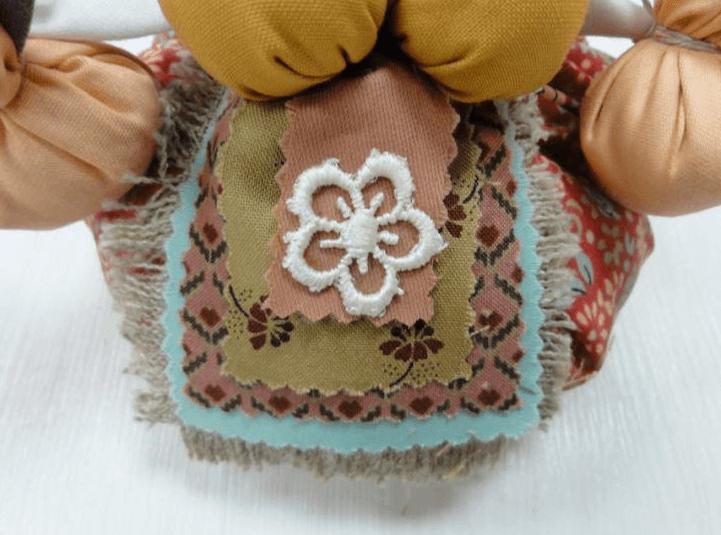 Кукла травница — оберег на все случаи жизни 35