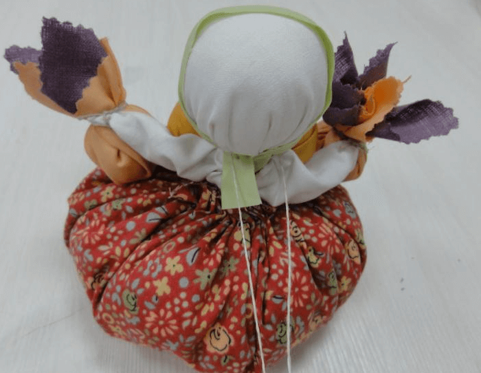 Кукла травница — оберег на все случаи жизни 37