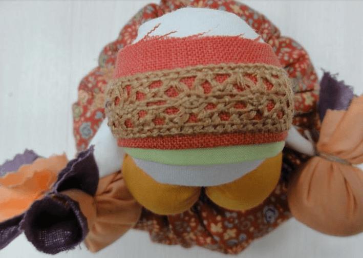 Кукла травница — оберег на все случаи жизни 38