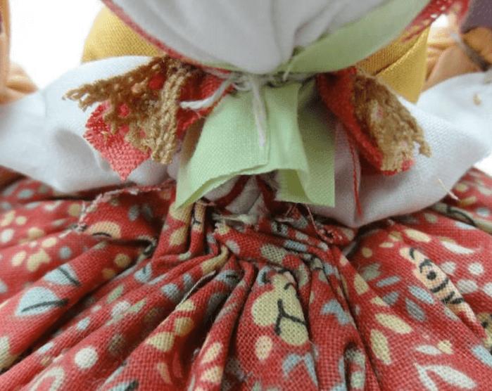 Кукла травница — оберег на все случаи жизни 39