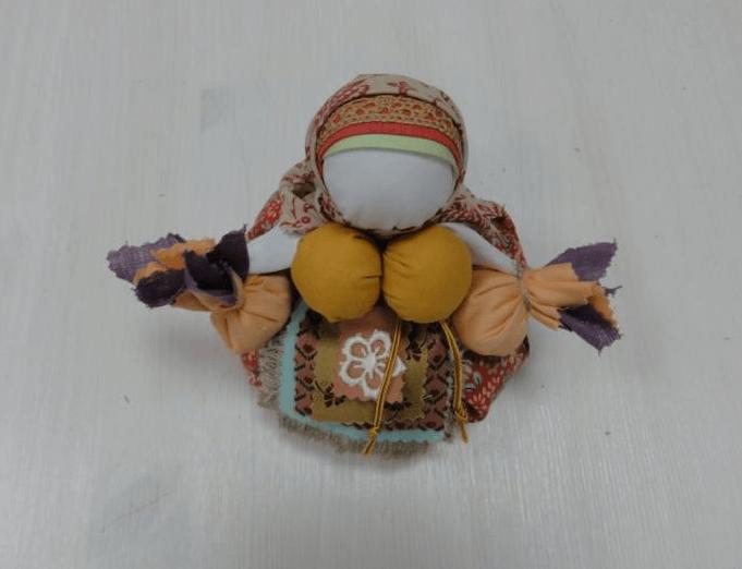 Кукла травница — оберег на все случаи жизни 45