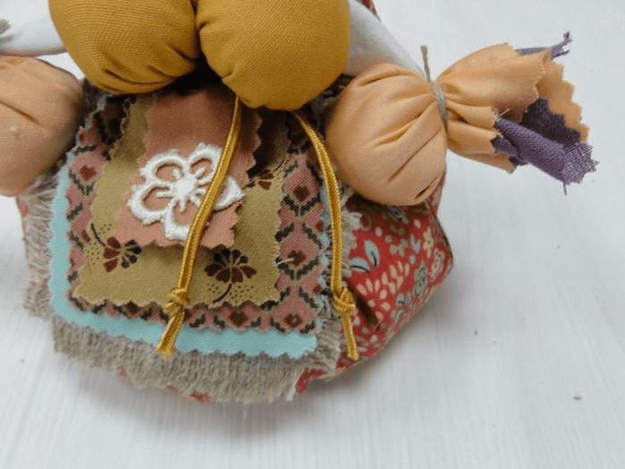 Кукла травница — оберег на все случаи жизни 46