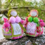 Кукла-травница — оберег на все случаи жизни