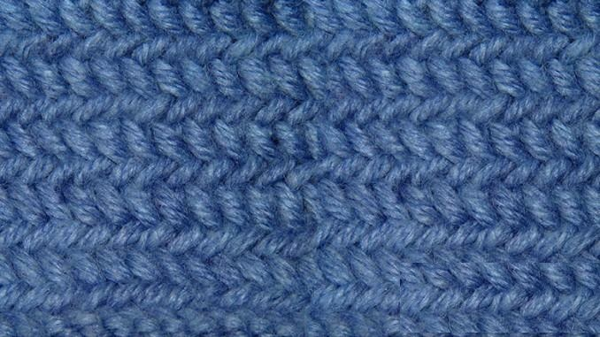 Узор Елочка спицами: схема и описание вязания uzor elka spicami 1