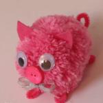 Мягкая игрушка Поросенок: символ года 2019 своими руками