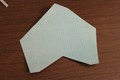 Звезда на елку из бумаги: мастер класс 4 8