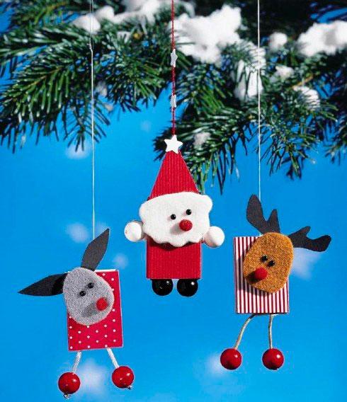 Поделка Дед Мороз для детского сада: творим вместе с ребенком ded moroz svoimi rukami 3