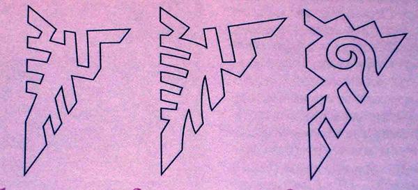 Снежинки гирлянды из бумаги: украшаем квартиру на Новый год girlyanda iz snezhinok 2