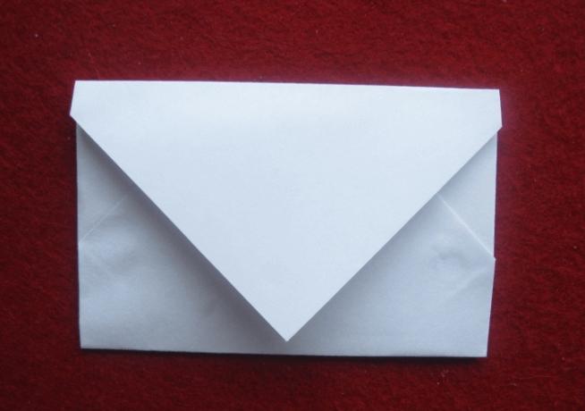 Конверт для письма Деду Морозу: надо верить в чудеса konvert dlya pisma Dedu Morozu 11