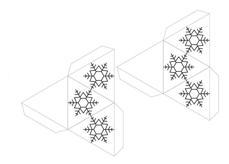 Поделки из цветной бумаги к Новому году novogodnie podelki iz cvetnoj bumagi 17