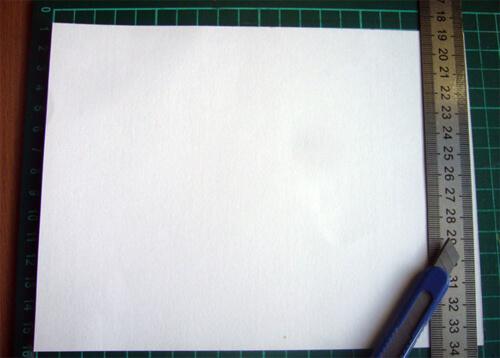 Заготовка для письма Деду Морозу   открытка из фетра otkrytka iz fetra 3