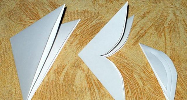 Объемные снежинки из бумаги своими руками 3d snowflakes 18