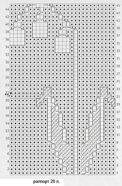 Шапка вязанная английской резинкой схема фото 232