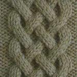 Арановые узоры: варианты вязания