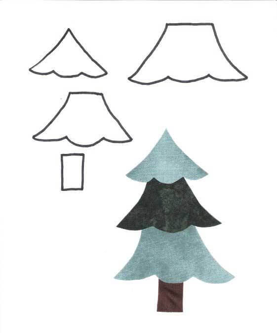 Как сделать новогодние игрушки из фетра: мастер класс igrushki iz fetra 32