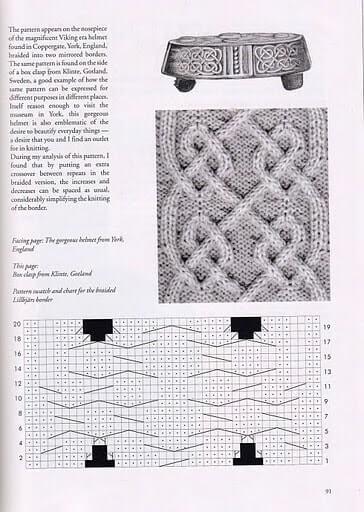 Как вязать кельтские узоры спицами: пошаговое описание keltskie 6