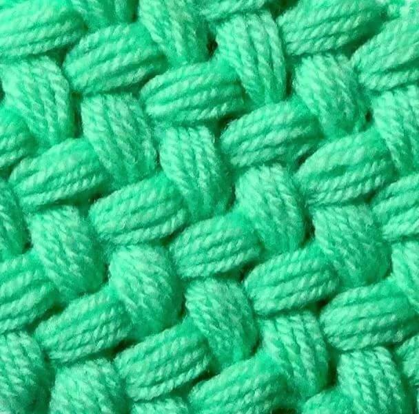 Узор плетенка крючком: варианты вязания pletennyj uzor 5