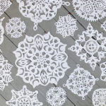 Красивые снежинки из бумаги: советы, схемы