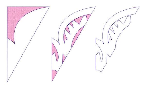 Красивые снежинки из бумаги: советы, схемы snowflakes 31
