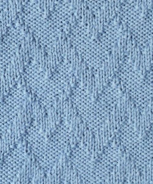 Узор сердечки спицами: различные варианты вязания uzor serdze20