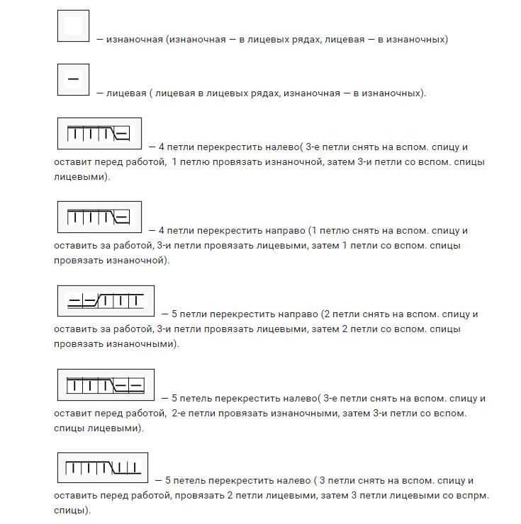 Как вязать жгуты спицами для начинающих